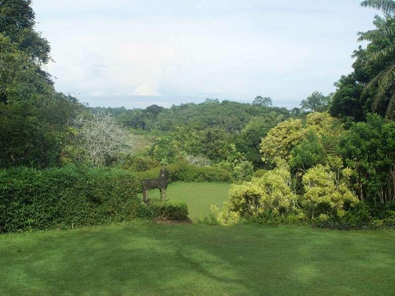 Aussicht im Brief Garden; Foto: November 2006, Kalawila