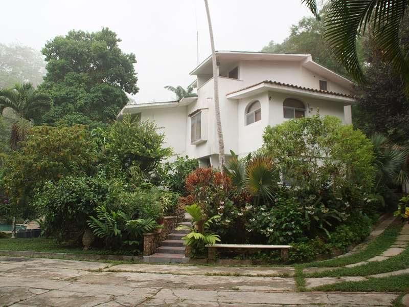 Das Wohnhaus der Betreiber der Casa Maria; Foto: 19.04.2013, Nähe Bejuma