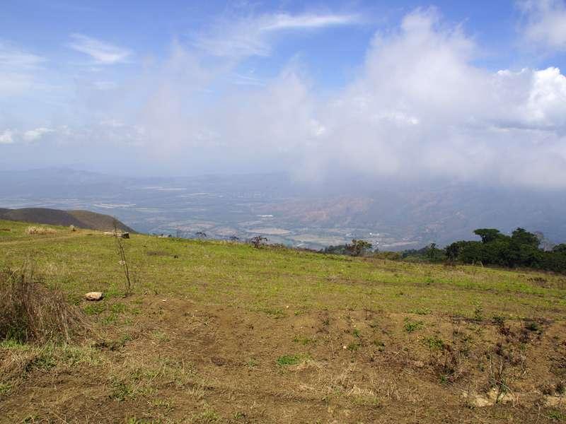 Blick ins Tal in Richtung Montalbán; Foto: 22.04.2013, Nähe Montalbán